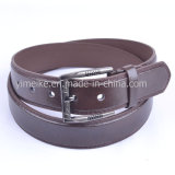 New Fashion Business Buckle Casual PU Leather Belt for Man