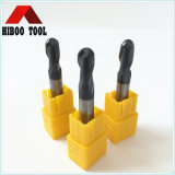 High Quality Good Price HRC45 Ball End Carbide Cutting Tool