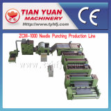 Needle Punching Production Line (ZCJ-1000)