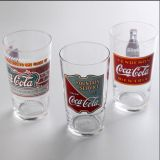 Frosted Promotional Gift Cup Coca-Cola Glass Cup Juice Cup