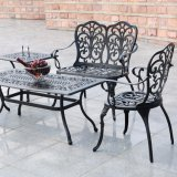 Outdoor Patio Furniture Lightweight Aluminum Camping Garden Table Chairs
