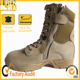 Side Zipper Style Military Army Desert Boots