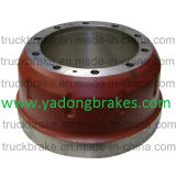 Truck Parts Brake Drum 6584210001 Manufacture for Mercedes-Benz