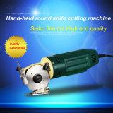 Mini Cloth Swatch Cutter, Textile Cutting Machine, Electric Fabric Scissors