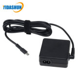 45W Laptop Type-C Charger USB-C Pd Power Adapter 5V 9V 15V 20V for Toshiba