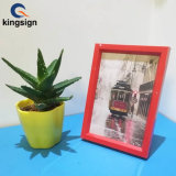 High Quality Cheap 4X6'' 5X7'' PVC Photo Frame
