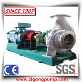 Horizontal Single Stage & Anti-Corrosive Chemical Water Self Priming Centrifugal Pump of Duplex Stainless Steel, Titanium, Nickel, Monel, Hastelloy, 20 # Alloy