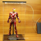 Hot Selling LED Light Acrylic Toy Display Case