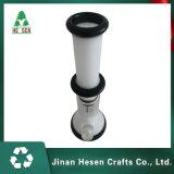 Hot Sale Glass Beaker Pipe Sprinkler Perc Glass Smoking Hot Water Pipe Factory Price
