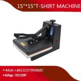 Flat Heat Press Machine 38*38cm Cheap Used T Shirt Heat Press Machine with Ce Certificate