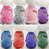 Dog Clothes Puppy Pet Cat Jacket Coat Winter Fashion Soft Sweater Clothing