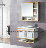 Hot Sale Aluminum Bathroom Furniture with Single Basin Al-3122