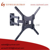 Knob Adjust New-Design Full Motion Swivel TV Wall Mount for Most 26-55′′ LCD LED Plasma