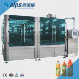 Turnkey Complete Full Automatic Pet Glass Bottle Pure Mineral Drinking Water Sparkling Soda Flavored Water Drink Beverage Juice Filling Packing Production Line