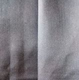 Polyester Cotton Black Fabric Tc 65/35 Twill 2/1 for Uniform Working Clothes Dying Fabric