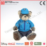 En71 ASTM Certified Promotional Gift Teddy Bear Fully Customisable Plush Toy