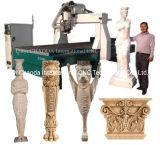High Precision Foam Mold Making Machine 4 Axis 3D Foam Carving CNC