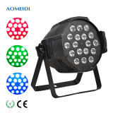 18X10W Hand by Hand Wash LED PAR 64 Stage Light Equipment