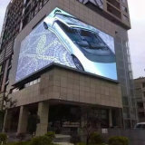 Display LED P5 P4 P3 P2 Light Outdoor Wall Recessed 90 Degree Screen Cheap Advertising Screen