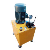 700bar Solenoid Valve Controlled Hydraulic Power Station for Hydraulic Torque Wrench