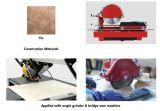 Gushi Hot Pressed Diamond Saw Blade for Cutting Tile Ceramic