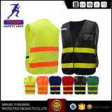 Security Reflective Safety Vest with CE Certificate