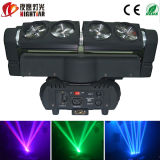 Nj-L4 4 Rotating LED Moving Head Spider Light