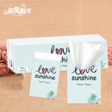 High Quality 3ply White Pocket Pack Facial Tissues Handkerchief Tissues