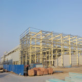 Electrolytic Aluminum Factory Prefab Steel Structure