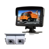 7-Inch Monitor Backup Camera for School Bus Freight Hgvs Truck Safety Vision