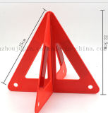 OEM Traffic Road Reflective Car Triangular Warning Caution Board