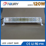 Auto Parts 120W Car LED Work Light Bar Lighting Spot Black White