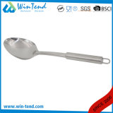 Wholesale Stainless Steel Kitchen Rice Spoon with Hook