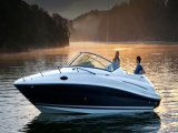 150~220HP Luxury Half Carbin Boat