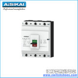 Askm1-800A 4poles Molded Case Circuit Breaker with Ce Certification