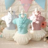 Cotton Quality Dog Tutu Skirt Design Clothes Pet Dress