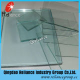 Clear Flat Glass 1-19mm for Construction