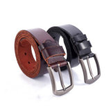 Best Selling Wholesale Price Top Grain Cowhide Leather Man Belts