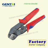 Crimping Capacity 0.25-6.0mm2 Saving Energy Ratcheting Wire Crimping Pliers