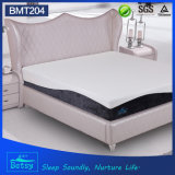 OEM Compressed Memory Foam Mattress 25cm High with Memory Foam and Knitted Fabric Zipper Cover
