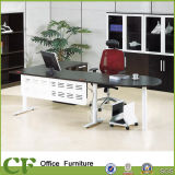 Luxury Executive Desk Furniture Powder Coating Frame