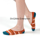 Men`S Low Cut Ankle No Show Cotton Invisible Boat Socks