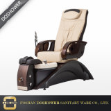 Power Supply SPA Pedicure Chair Price with Wooden Massage