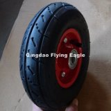 200X50mm Pneumatic Inflatable Rubber Wheel