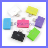 Colored Lightning 8 Pin Adapter Connector Connecting Adaptor for iPhone 6 5 iPad Mini iPad 4