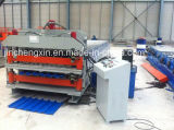 Glazed Tile Double-Deck Roll Making Machine