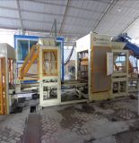 QGM Automatic Interlock Brick Making Machine (QT6-15)