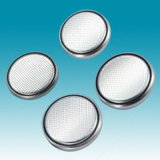 Li-ion Button Battery (LIR2450, LIR2032, LIR2025)