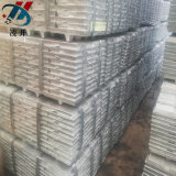 China Pure Zinc Ingot for Best Price 99.995% 99.99% Metal Ingot
