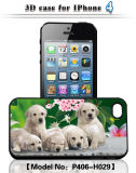 3D Case for iPhone 4 (P406-H029)